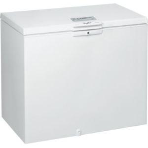 Whirlpool WHE22333 - Congélateur coffre 216 Litres