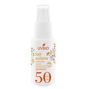 UVbio Lait solaire SPF50 50ml