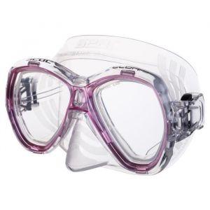 Seacsub SEAC Masque de plongée Elba - Médium - Rose