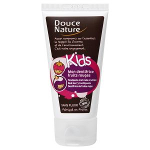 Douce Nature Mon Dentifrice Fruits Rouges 50ml