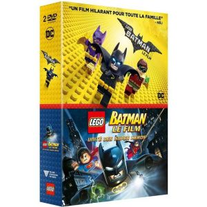 Lego Batman, le film + Lego Batman : Unité des Supers Héros DC Comics
