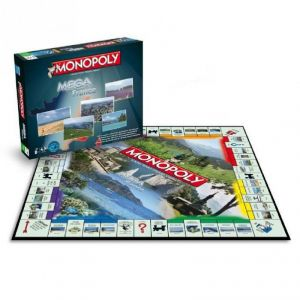 Winning Moves Mega Monopoly France