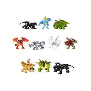 Spin Master Figurine - Dragons 3 - Sachet Mystère