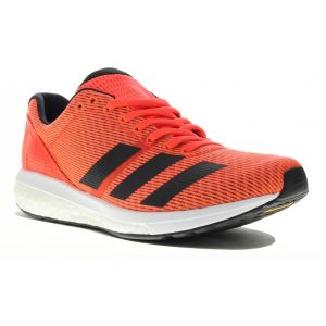 Adidas Adizero Boston 8 W Chaussures running femme Rouge - Taille 40