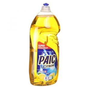 Paic Produit vaisselle main super dégraissant parfum citron