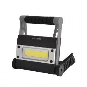 Projecteur LED rechargeable avec fonction Power Bank