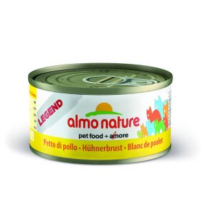 Almo Nature Chat Legend Blanc de Poulet 70g