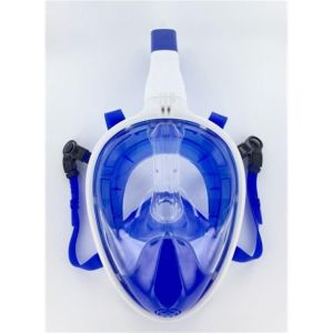 Xtrem toys and sports Masque tuba de plongée enfant, bleu