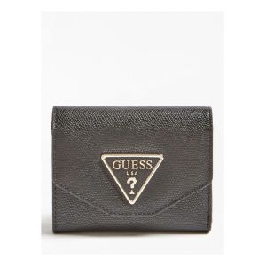 Guess PORTEFEUILLE MADDY Noir