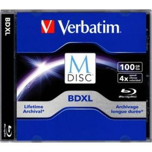 Verbatim 98912 - M-DISC Blu-ray XL 100 Go