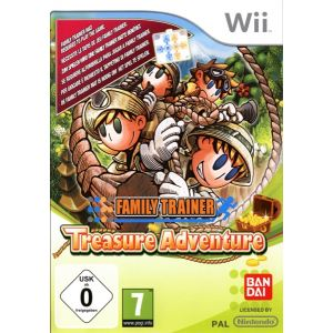 Family Trainer : Treasure Adventure [Wii]