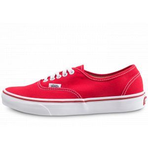 Vans Authentic chaussures rouge 43,0 EU 10,0 US