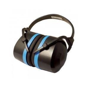 Silverline 868768 - Casque anti-bruit pliable Expert SNR 33 dB