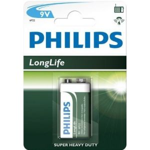 Philips Longlife pile 9V