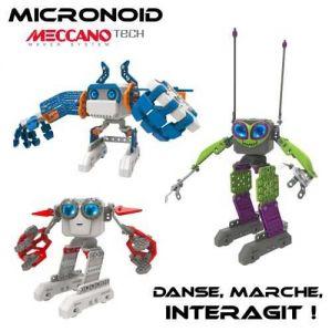 Meccano Micronoid Tech aléatoire