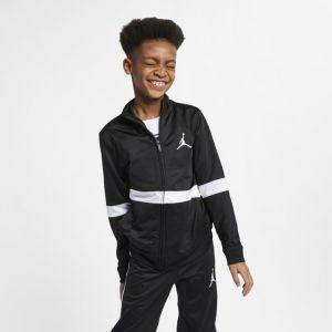 Nike Veste entièrement zippée Jordan Sportswear Diamond pour Garçon plus âgé - Noir - Taille M