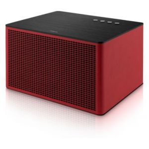 Geneva Enceinte Bluetooth Acoustica Lounge Red