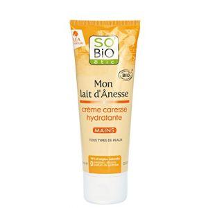So'Bio Étic Mon lait d'Ânesse - Crème caresse hydratante mains