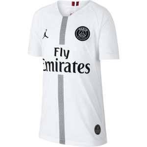 Nike Maillot de football 2018/19 Paris Saint-Germain Stadium Third pour Enfant plus âgé - Blanc - Taille L