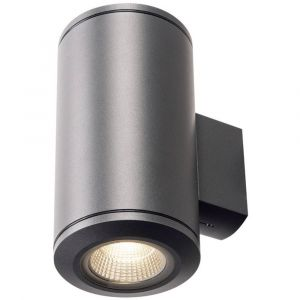 SLV POLE PARC LED, applique extérieure UP DOWN, anthracite, LED 56W 3000K