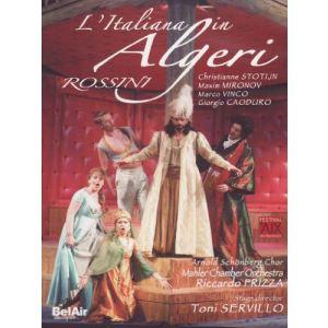 Gioachino Rossini : L'Italiana in Algeri (Festival d'Aix en Provence 2006)