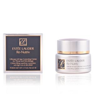 Estée Lauder Re-Nutriv - Crème lifting suprême correction anti-âge cou et décoleté