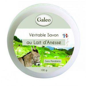Galeo Véritable savon au lait d'ânesse