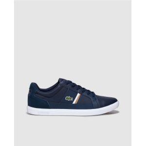 Lacoste Chaussures sport . Modèle EUROPA. Bleu - Taille 40