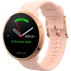 Polar Montre sport IGNITE ROSE GOLD S