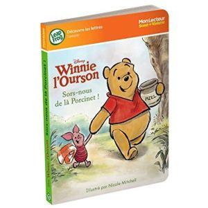 Leapfrog Mon lecteur Scout et Violette Winnie