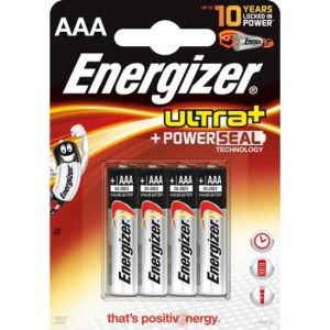 Energizer Max E92 - Batterie Type AAA Alcaline