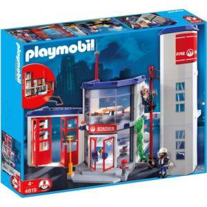 Playmobil 4819 - Caserne de pompiers