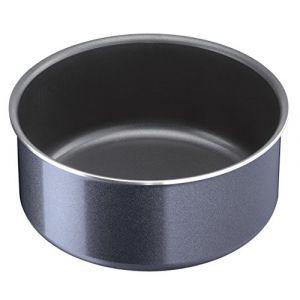 Tefal L2312802 INGENIO ELEGANCE Casserole - Ø16 cm - Diamètre : 16 cm - Matière : Aluminium - Tous feux sauf induction - Revêtement anti-adhésif Titanium Force