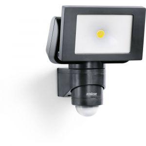 Steinel Projecteur LED extérieur LS 150 noir - détecteur de mouvement 240° - portée 12 m max. - 20.5 W - pivotant - 4000 K