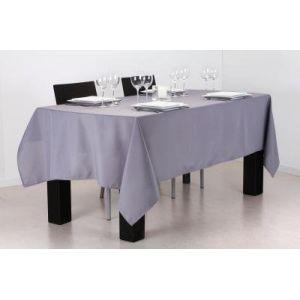nappe rectangulaire gris comparer 303 offres. Black Bedroom Furniture Sets. Home Design Ideas