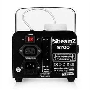 Beamz S700 - Machine à brouillard 75m³/minute 700W