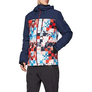 Quiksilver Veste de ski mission block jacket xl