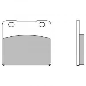 Brembo Plaquettes de frein métal fritté 07SU06SP