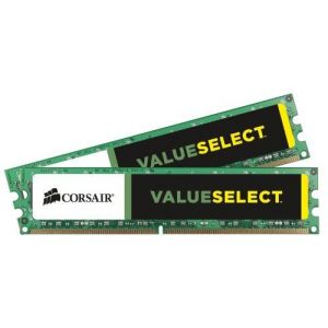 Corsair CMV8GX3M2A1333C9 Value Select 8GB (2x4GB) DDR3 1333 Mhz CL9