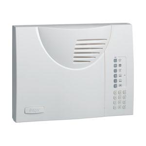 Hager Centrale alarme LS radio S304-22F