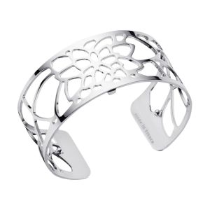 Les Georgettes Bracelet Nénuphar Argent Medium