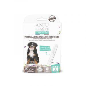 Anju Beauté Paris Pipette insectifuge pour grand chien x 3