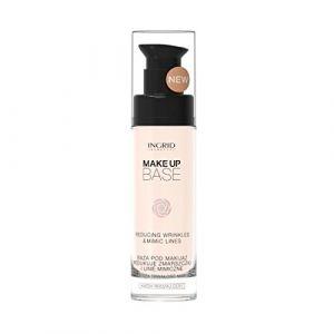 Ingrid Cosmetics Make Up Base - Reducing Wrinkles & Mimic Lines