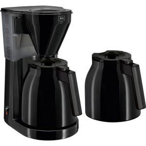 Melitta 1010 Easy Therm - Cafetière filtre avec 2 verseuses isotherme