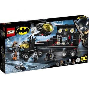 Lego DC Comics Super Heroes 76160 La base mobile de Batman