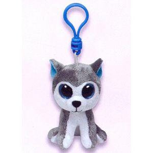 Ty Beanie Boo's - Porte-clés Slush le chien