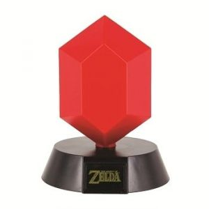Paladone The Legend of Zelda Red Rupee Icon Light