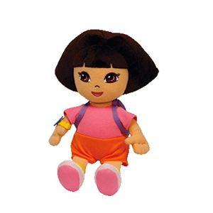 Ty Beanie Babies : Dora l'exploratrice 15 cm