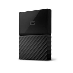 Western Digital WDBP6A0040BBK - Disque dur My Passport for Mac 4 To externe USB 3.0 AES 256 bits