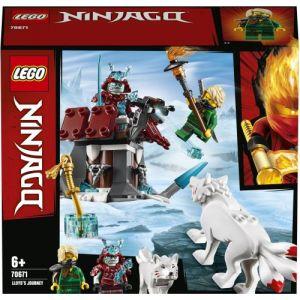 Lego - L'épopée de Lloyd Ninjago Jeux de Construction, 70671, Multicolore